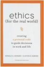 Link to Ethics for the Real World on Goodreads.